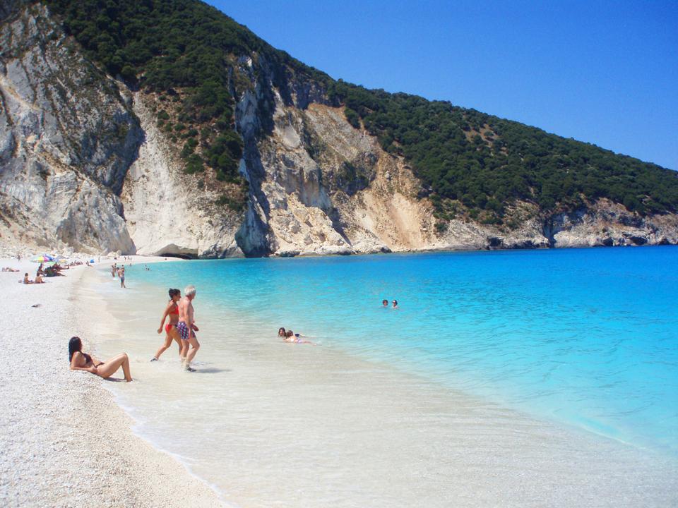 Grčka - Myrthos plaža