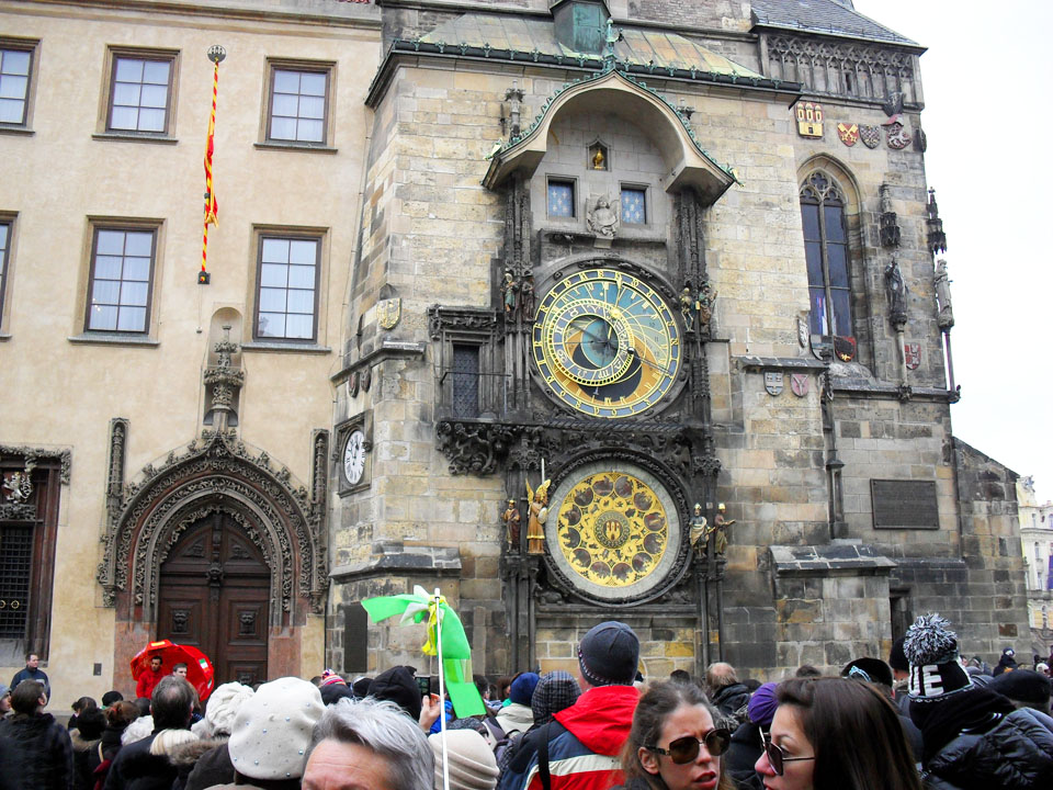 Astronomski sat Orloj - Prag
