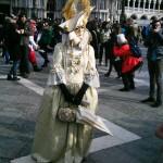 Maska Dame - karneval u Veneciji