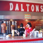 Daltons giros, Lefkada