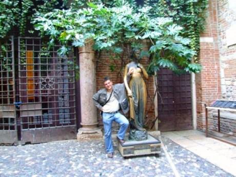Julijina statua
