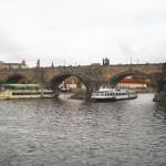 Karlov most - pogled sa reke