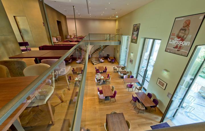 Ik lokali i restorani u parizu travelandshare info for Cafe le jardin du petit palais