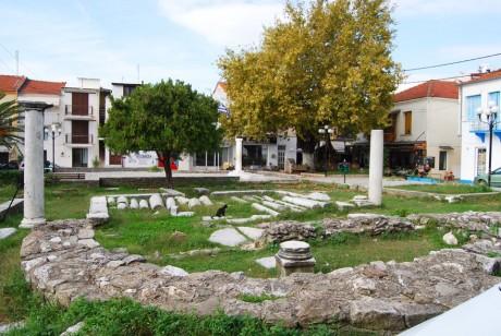 Ostaci starog grada Limenasa