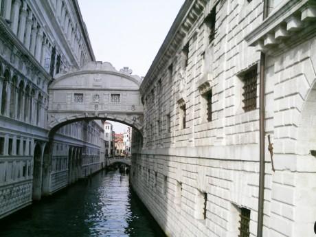 Most uzdaha Venecija