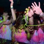 Rescue club - paint party