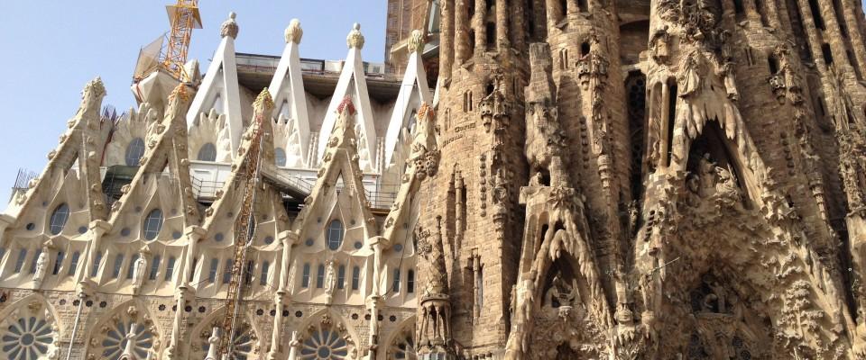 Sagrada Familia Barselona