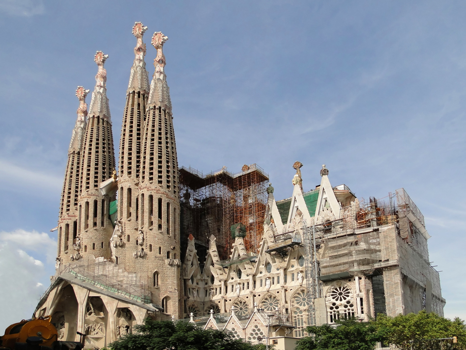 Sagrada Familia - Barselona