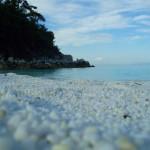 Mermerna plaža, Saliara, Tasos