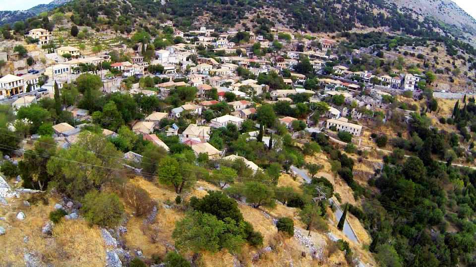 Selo Eksantia - Lefkada