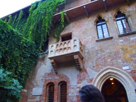Romeo i Julija - Julijin balkon
