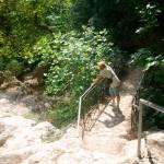 Put do vodopada