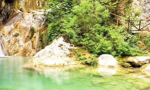 Vodopadi Dimosari