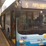 Autobuska linija Lido di Jesolo - Punta Sabione