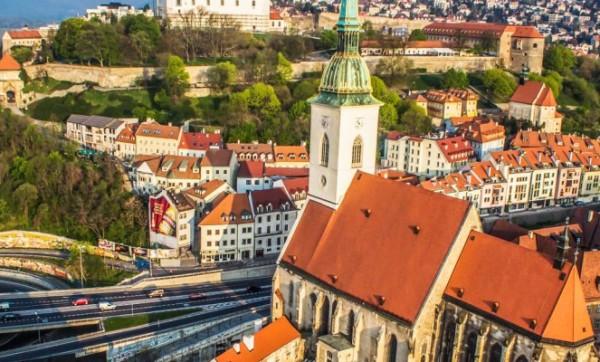 Bratislava – srednjevekovni grad iz bajke