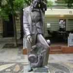 "Statua ""Hans Kristijan Andersen"", Bratislava"