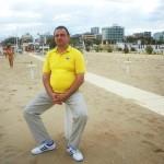 LIdo di Jesolo, odmor na plaži