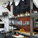 Kuhinja restorana Mala Fabrika Ukusa