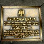 Ribarska vrata, Bratislava