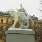 Statua Marije Terezije, Bratislava