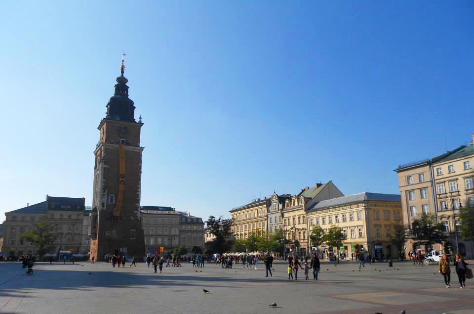 Glavni trg u Krakovu