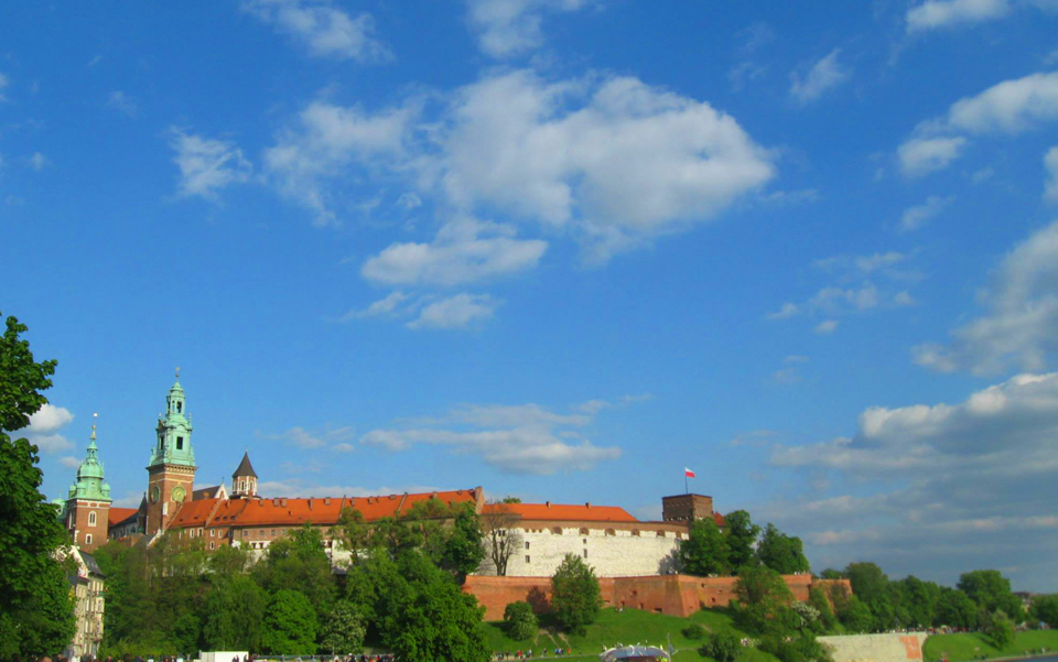 Kraljevski dvorac Vavel, Krakov