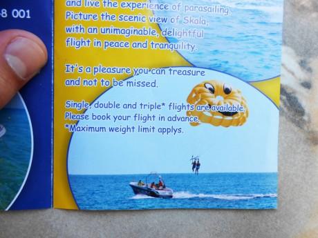 Dolphin ski club - drgu deo flajera