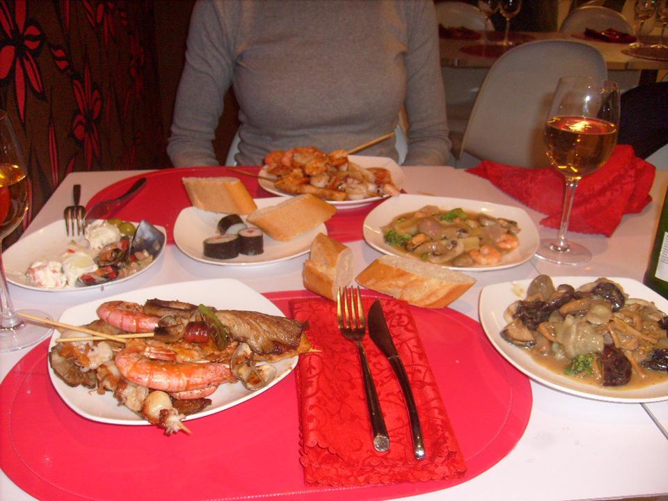 Al se nekad dobro jelo u Španiji:)