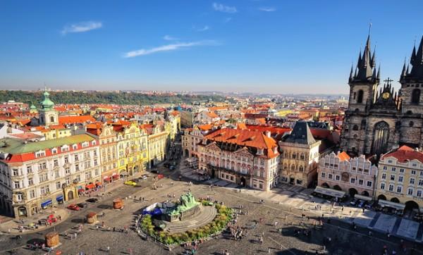 Prag – Zlatni grad