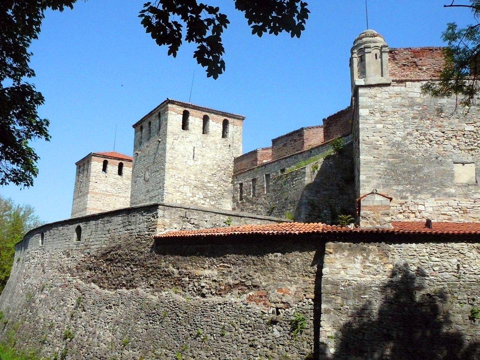 Baba Vidina tvrđava iz X veka
