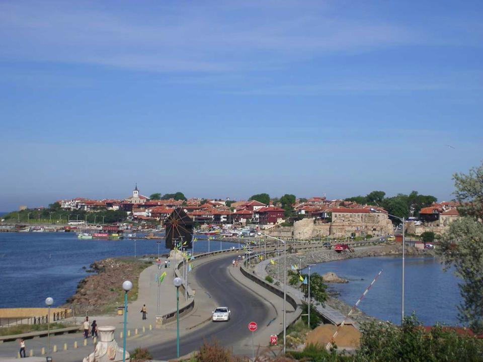 Pogled na Stari Nesebar - Travel&Share.Info