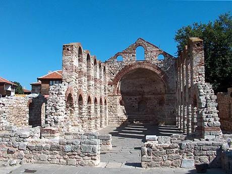Ostaci stare mitropolije iz V veka