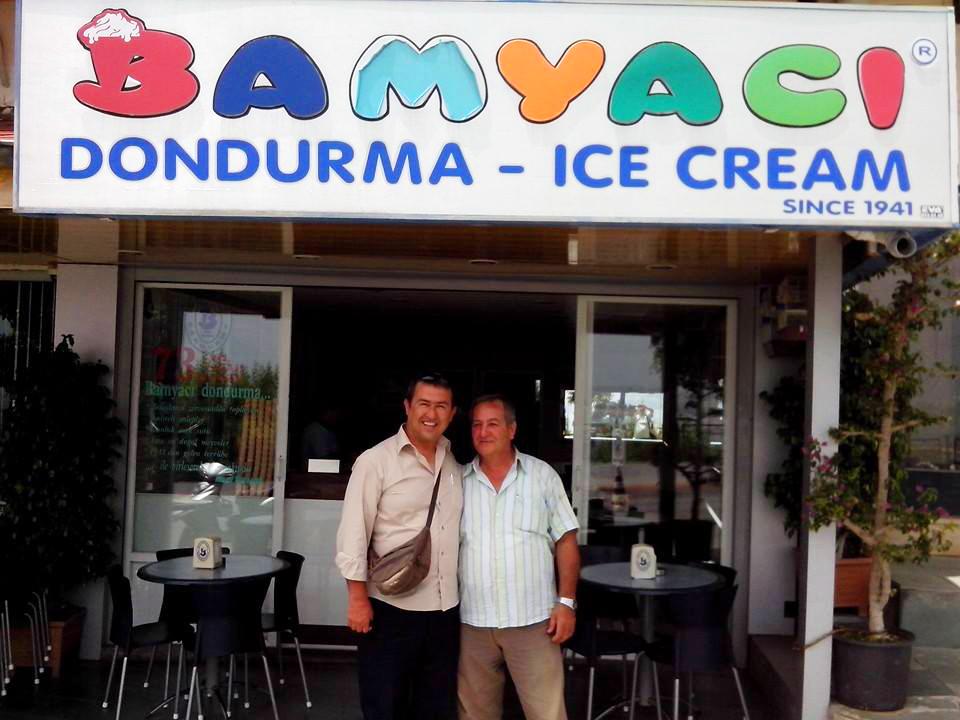 """Vlasnici stare sladoledžinice """"Bamyaci"""""""