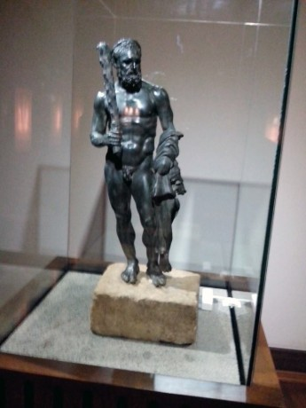 Eksponat Herkulesa
