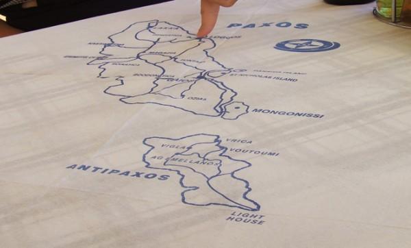 Paksos i Antipaksos – Trozubac u Jonskom moru