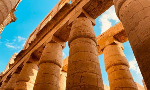Luxor – peščana magija