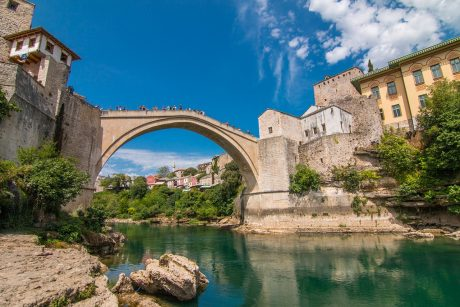 Mostar - Bosna i Hercegovina - TravelandShare.info