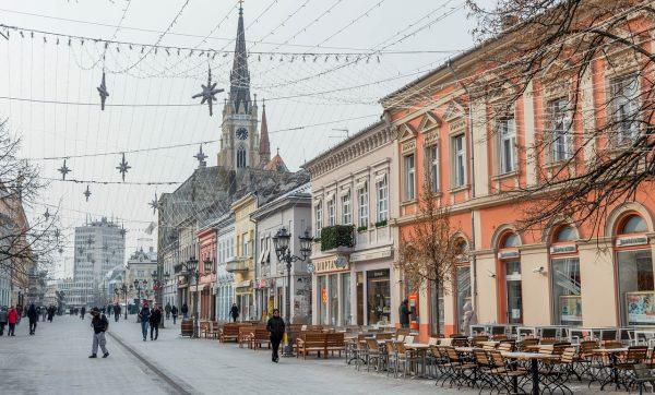 Novi Sad -srpska Atina
