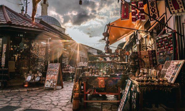 Sarajevom kroz istoriju