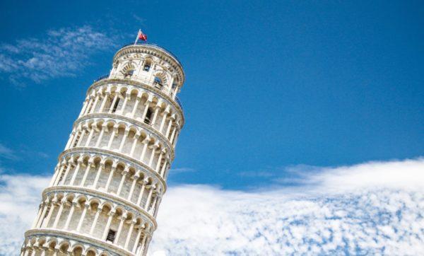Zašto je kriv toranj u Pizi