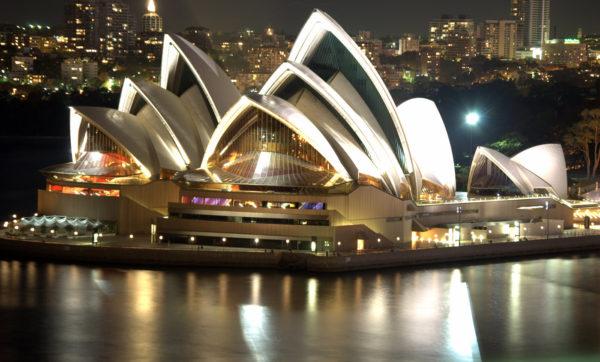 Sidnejska opera – arhitektonsko čudo